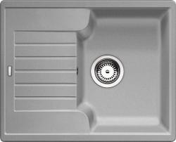 Kuchyňský dřez Blanco ZIA 40 S Silgranit aluminium oboustranné provedení 61,5x50x19 cm