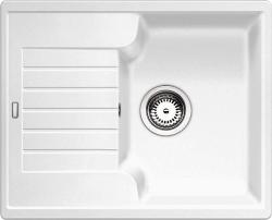 Kuchyňský dřez Blanco ZIA 40 S Silgranit bílá oboustranné provedení 61,5x50x19 cm