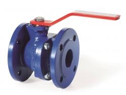 Kulový uzávěr přírubový, série B2, na ropné produkty - BRA.B2.100 FKM