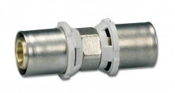 Lisovací vsuvka pro potrubí PEX IVAR.AC 2, 17x17