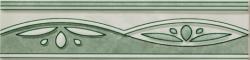Listela Multi Laura zelená 6x25 cm, lesk