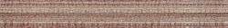 Listela Rako Textile fialová 4x40 cm, mat