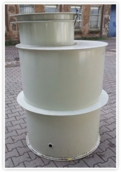 MACHOV vodoměrná šachta 1000x1200 mm (k obsypu)
