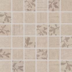 Mozaika Rako Textile béžová 30x30 cm, mat