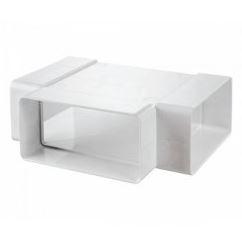 2VV MULTI-PLAST Plastová odbočka čtyřhranná T-kus