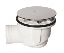 Multi Sifon ke sprchové vaničce průměr 90mm CR, 0,44l/s