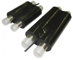 Ivar CS Nerezové potrubí v kaučukové izolaci dvojité s kabelem - IVAR.SOLAR INOX