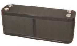 Regulus Nerezový deskový výměník tepla DV503-60E izolovaný 10496