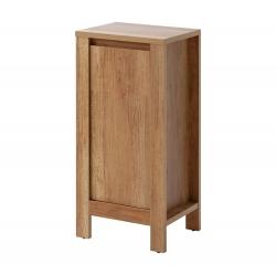 Nízká koupelnová skříňka Classic 810, 85x40x35 cm, dub