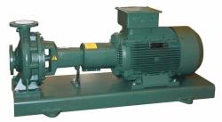 Normované kozlíkové čerpadlo - hydraulická část - bronzové oběžné kolo DAB.KDN