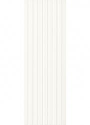 Paradyz Obklad Elanda Bianco Struktura Rekt. Stripes 25x75