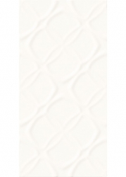 Paradyz Obklad Esten Bianco B Struktura Rekt. 29,5x59,5