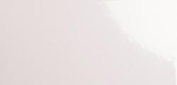 Obklad Ribesalbes Chic Colors blanco 10x20 cm, lesk