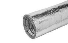 Ohebná hadice se zvukovou izolací SONOPIPE, izolace 25 mm