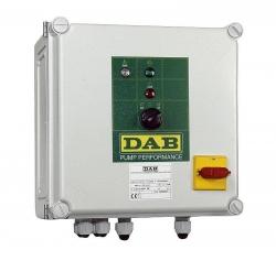Ivar CS Ovládací panel pro dvě čerpadla 4M DAB.E2D