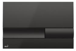 Alcaplast Ovládací tlačítko pro předstěnové instalační systémy (černá) M1738