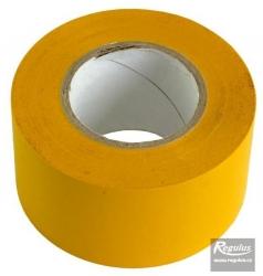 Páska lepicí žlutá - pro plynové trubky - 15 m (13940)