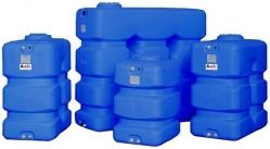 Plastová nádoba - nadzemní ELCPN-2000l IVAR.ELCPN-2000