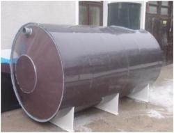 Plastová jímka NKL8-EK - samonosná