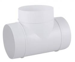 2VV MULTI-PLAST Plastová kruhová odbočka T-kus