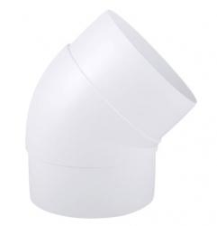 2VV MULTI-PLAST Plastové koleno 45°