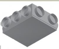 Atrea Podstropní rozdělovací komora izolovaná - krátká RKPI-K