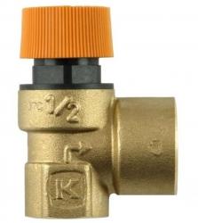 Pojistný ventil 6 bar SOL  1616