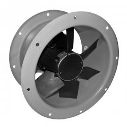 Potrubní axiální ventilátor CC ATX, 400V