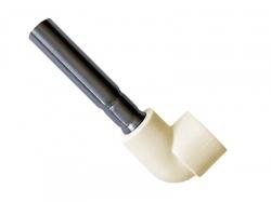 EkoPlastik PPR Připojení k radiátoru – koleno
