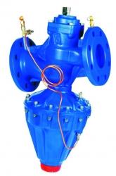Ivar CS Přírubový ventil pro řízení diferenčního tlaku DPCV - BRA.EKOFLUX