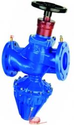 Ivar CS Přírubový ventil s nastavením pro řízení diferenčního tlaku DPCV - BRA.EKOFLUX