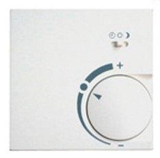 Ivar CS Prostorový přístroj s čidlem teploty IVAR.IRC21 pro ekvitermní regulátory