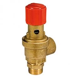 "Giacomini R140M Pojistný ventil 1/2""M, 3 bar"