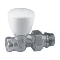 Giacomini R27TG Radiátorový ventil přímý pro adaptér R178, R179, gumové těsnění