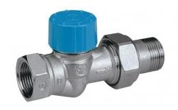 Giacomini R402H Termostatický ventil přímý pro termostatické hlavy