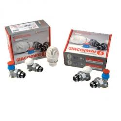 Giacomini R470A Sada pro připojení klasických radiátorů na rozvody z měděných nebo plastových trubek