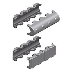 Giacomini R553W-2 Set izolace pro rozdělovače R553