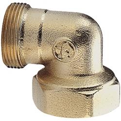 Giacomini R563R Koleno pro trubky UH nebo Cu s přech. na FE (vnitřní závit), bez adaptéru