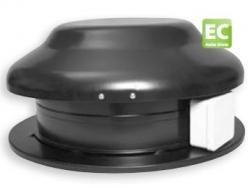 2VV Radiální střešní kovový ventilátor TKC EC