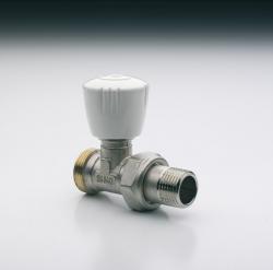 """Radiátorový ventil IVAR.VD 005 s přednastavením, 1/2""""xEK, přímý"""