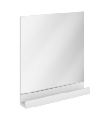 Zrcadlo s poličkou RAVAK 10°, 550 x 110 x 750 mm