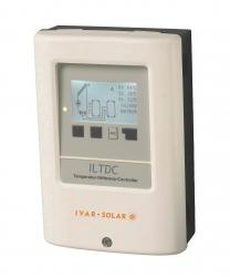 Ivar CS Regulace solárních systémů IVAR.SOLAR ILTDC