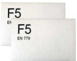 Regulus Filtr F5 do rekuperační jednotky Sentinel Kinetic B plus - sada 2 ks