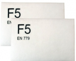Regulus Filtr F5 do rekuperační jednotky Sentinel Kinetic B - sada 2 ks
