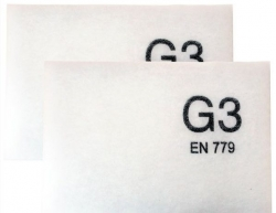 Regulus Filtr G3 do rekuperační jednotky Sentinel Kinetic B plus - sada 2 ks 2
