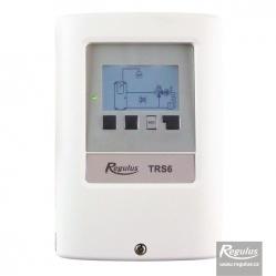 Regulus Regulátor pro kotle na tuhá paliva TRS6 K
