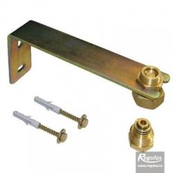 """Regulus ventil pro expanzní nádoby 3/4"""" s držákem na zeď"""