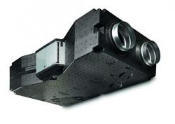2VV Podstropní rekuperace Venus Comfort 140 EC, předehřev, regulace - HRV-14EC-E-74-R