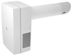 2VV Rekuperační jednotka pro jednu místnost REC Smart 100/400+RC, bezdrátové ovládání, max 40m2