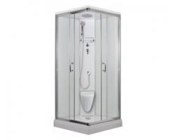 Arttec SMARAGD - Sprchový box model 3 clear